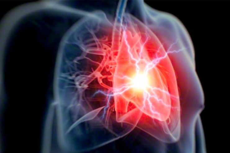 What are the possible causes behind heart palpitations