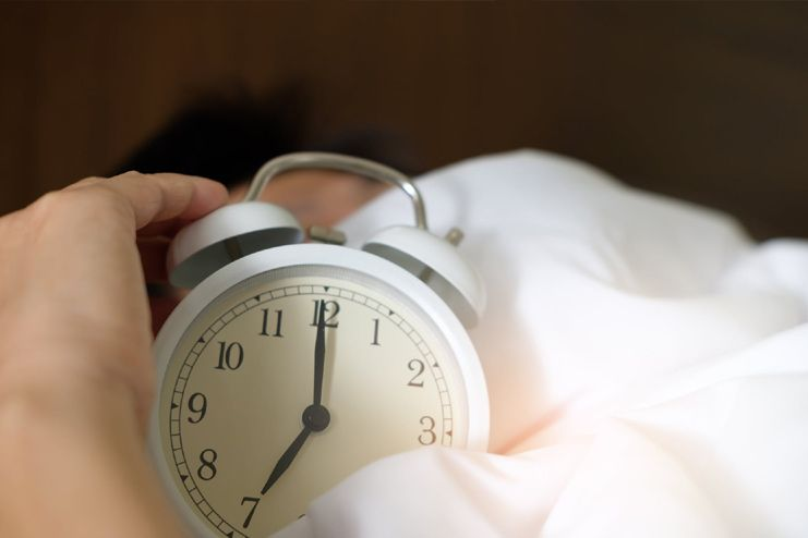 Your sleep cycle is not okay