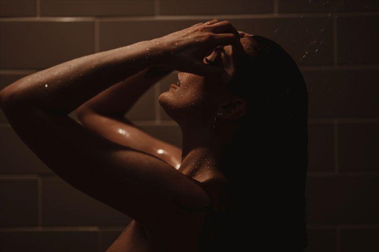 Avoid taking a shower