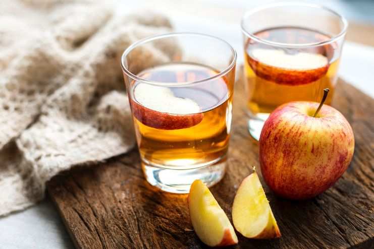 Blood sugar spikes - Apple Cider Vinegar