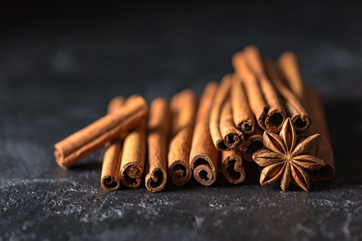 Blood sugar spikes - Consume more cinnamon