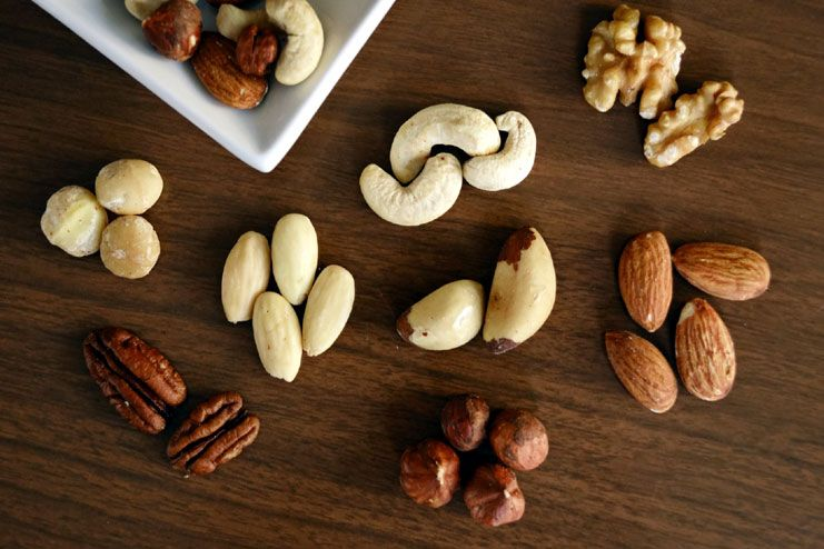 Blood sugar spikes - Switch to nuts