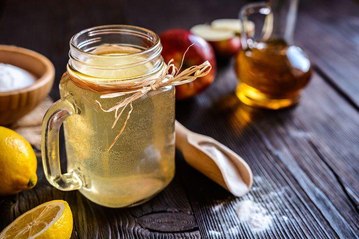 Burning Sensation - Apple Cider Vinegar for Burning Throat