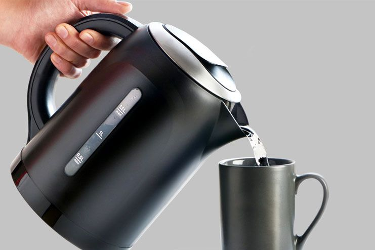 Burning Sensation - Hot water for Burning Throat