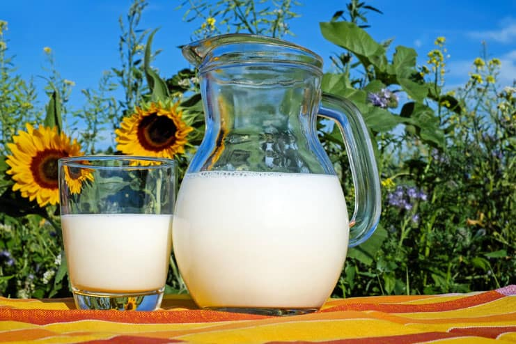 Enhance Calcium and Vitamin D in the diet