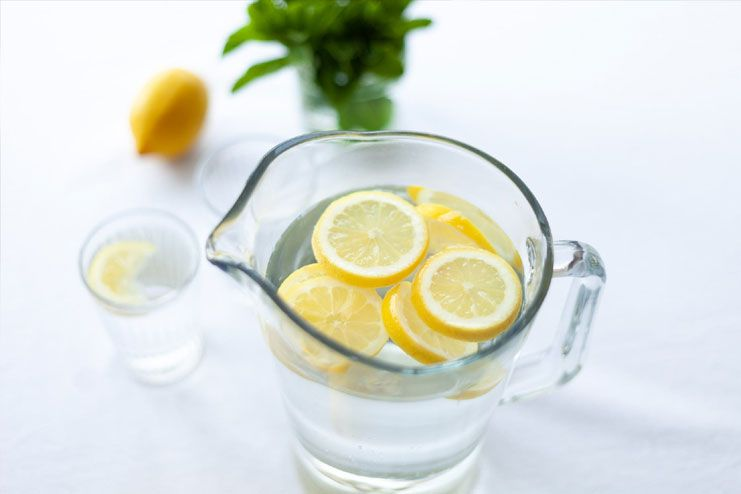 How often to drink lemon water for weight loss