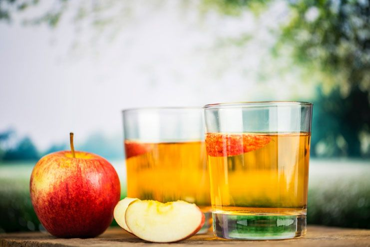 Laryngitis - Apple cider vinegar