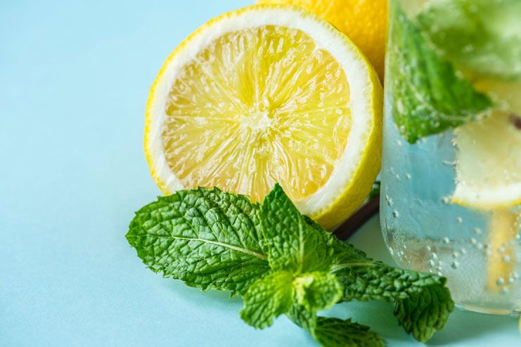 Lemon Water for Weight Loss Recipes