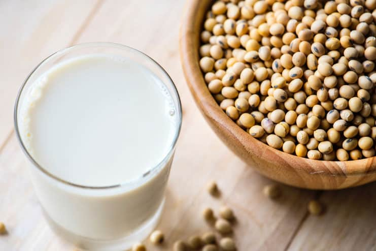 Soy and soy products