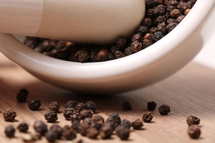 Vitiligo - Black pepper essential oil