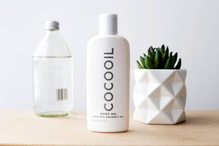 Vitiligo - Coconut Oil