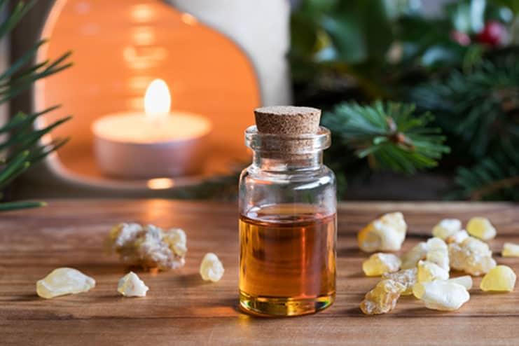 Vitiligo - Frankincense essential oil