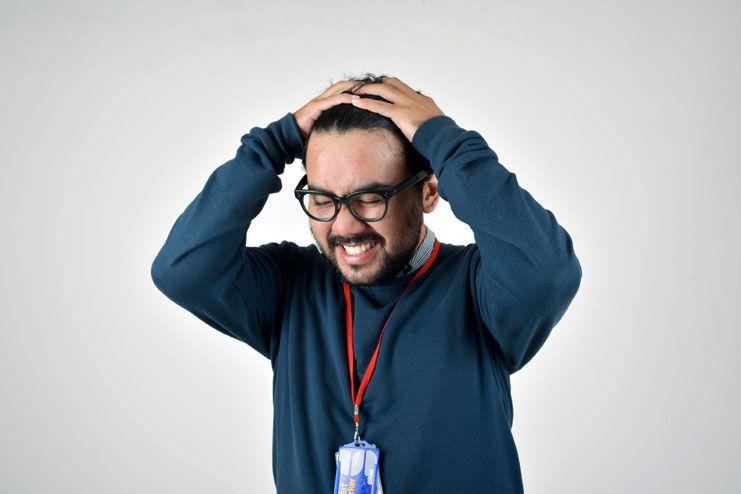 Vitiligo - Handle your stress properly