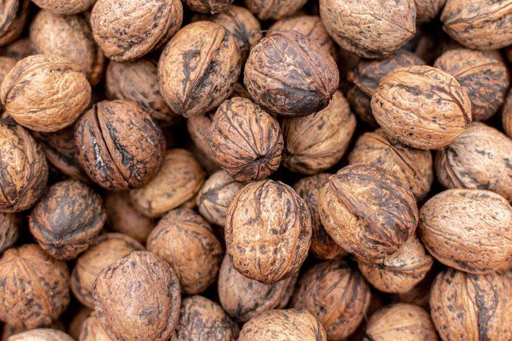 Vitiligo - Walnuts