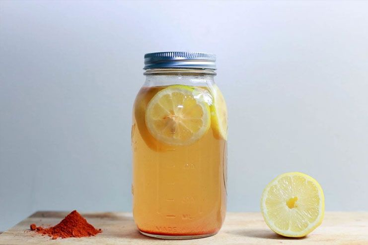 Weight Loss - Lemon Water and Cayenne Pepper