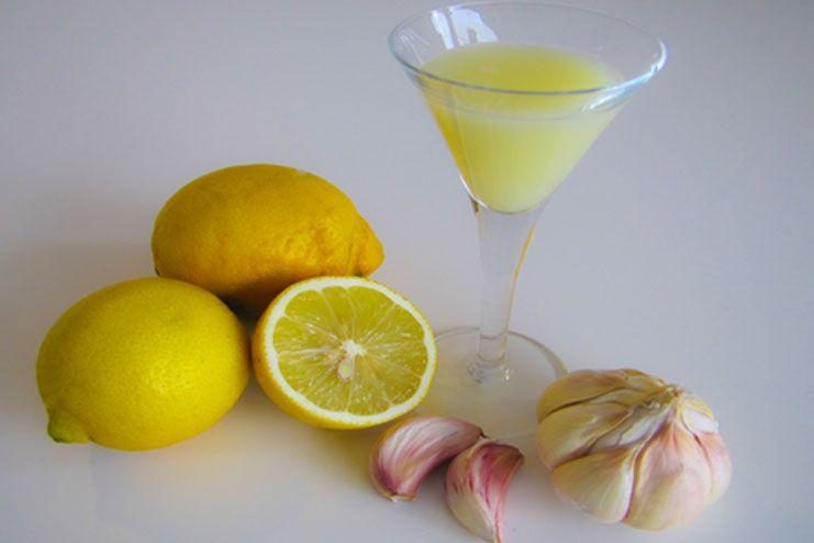 Weight Loss - Lemon Water and Garlic