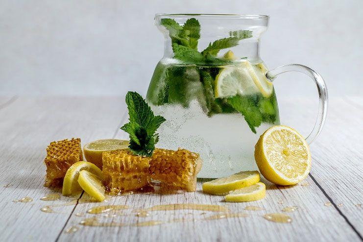 Weight Loss - Lemon Water and Honey