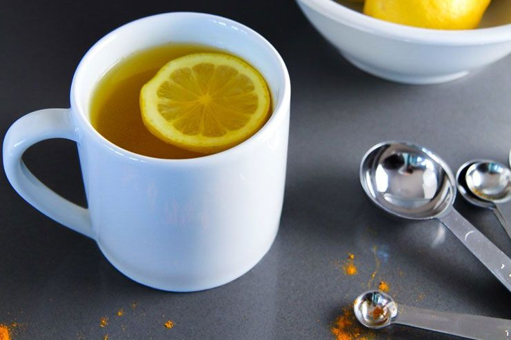 Weight Loss - Lemon Water and Turmeric