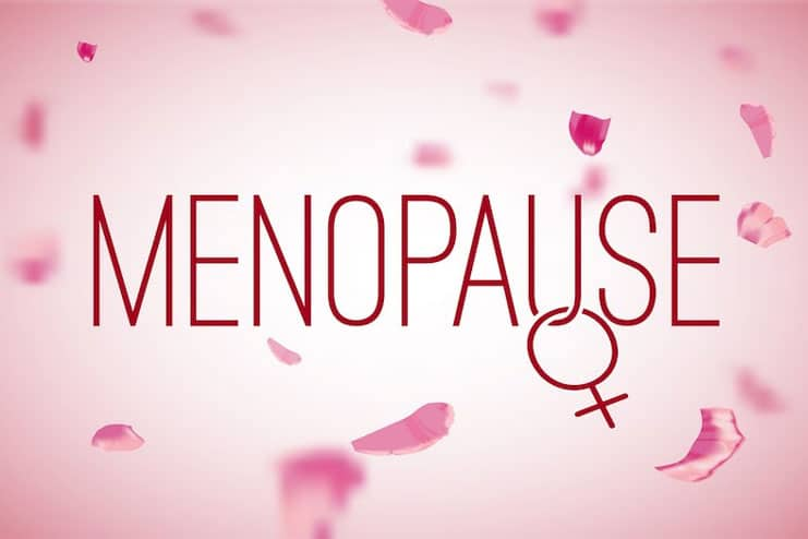 What causes Menopause