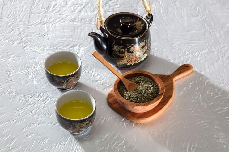 Drinks For Teeth - Green tea