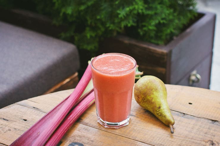 Drinks For Teeth - Vegetable juice
