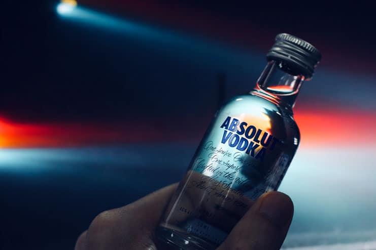 Drinks For Teeth - Vodka