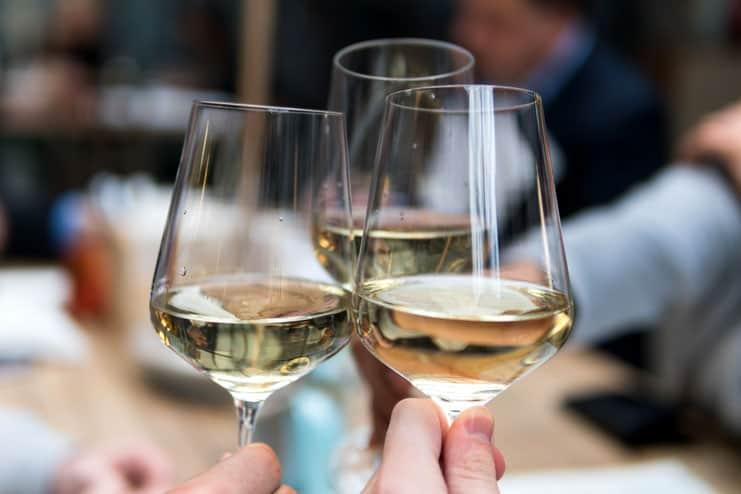 Drinks For Teeth - White Wine