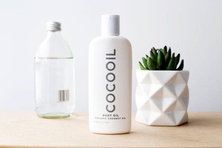 Reducing Body Odor - Coconut oil