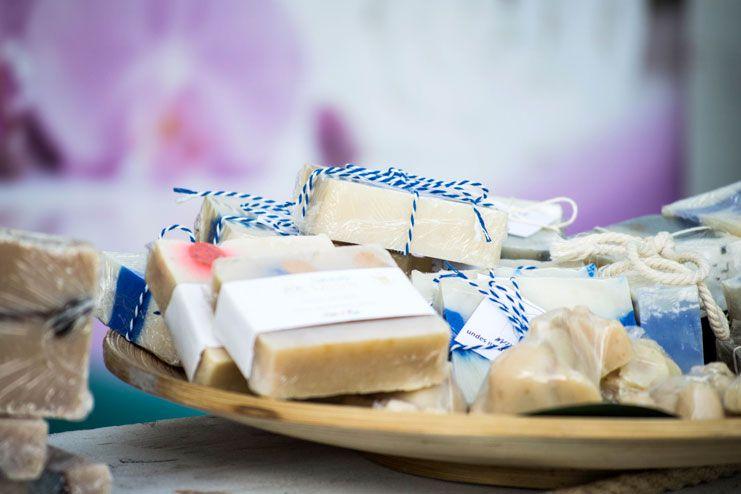 Reducing Body Odor - Use an antibacterial soap