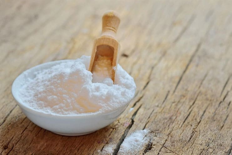 Teeth Whitening - Baking Soda