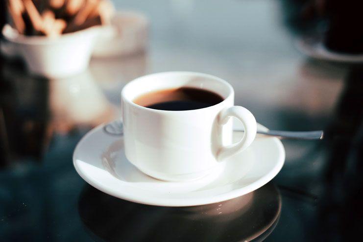 Consumption of excess caffeine