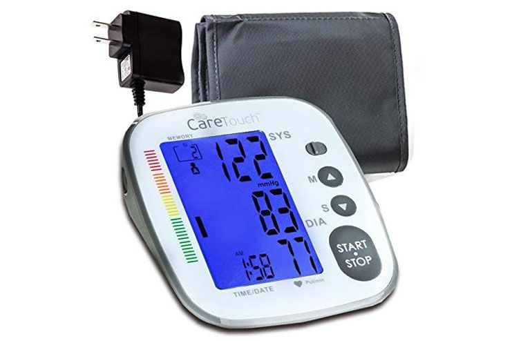 Care Touch Digital Blood Pressure Monitor Cuff
