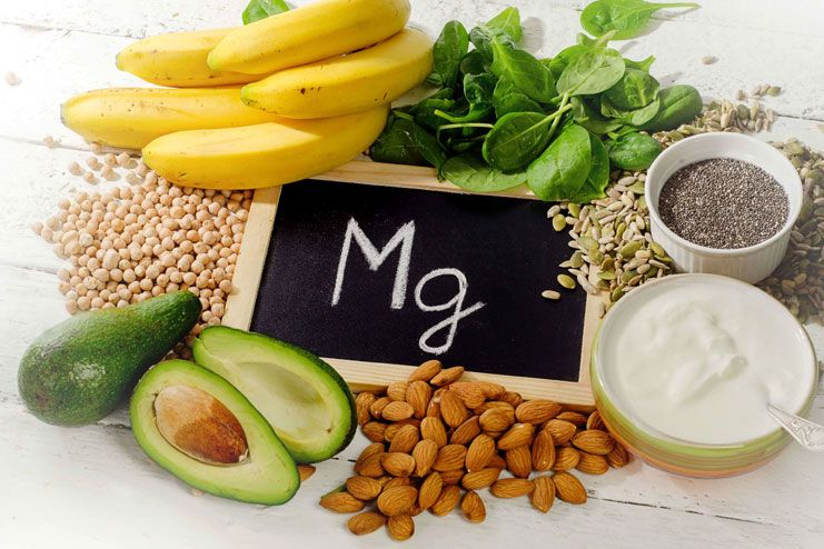 Enhance the intake of magnesium