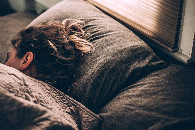 Focus on your sleep