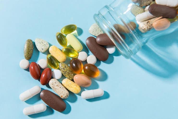 High in vitamins