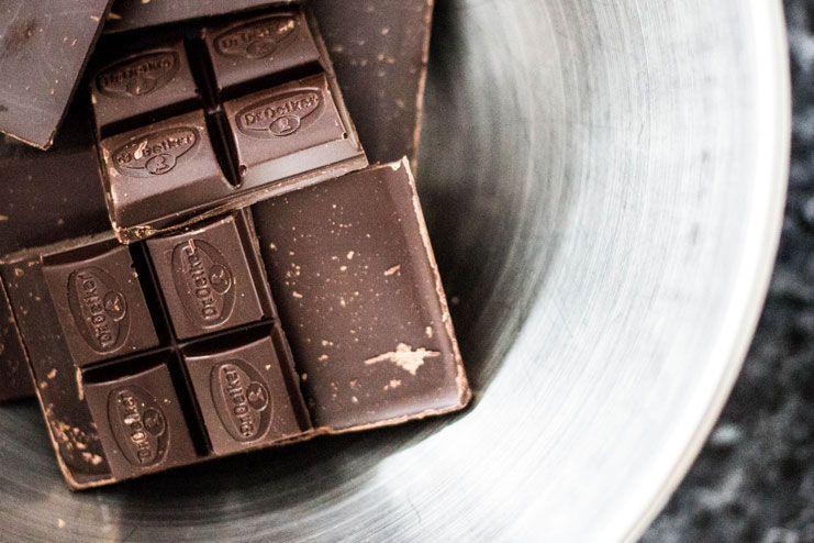 Milk chocolate for Dark chocolate