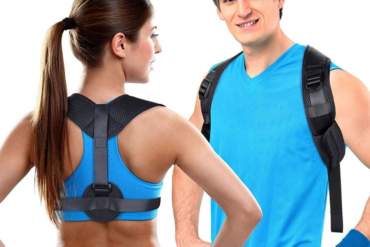 Penewell Posture Corrector Device for Women and Men