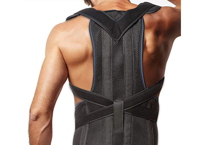 Posture Corrector Clavicle and Lower Back Support by BodyRite