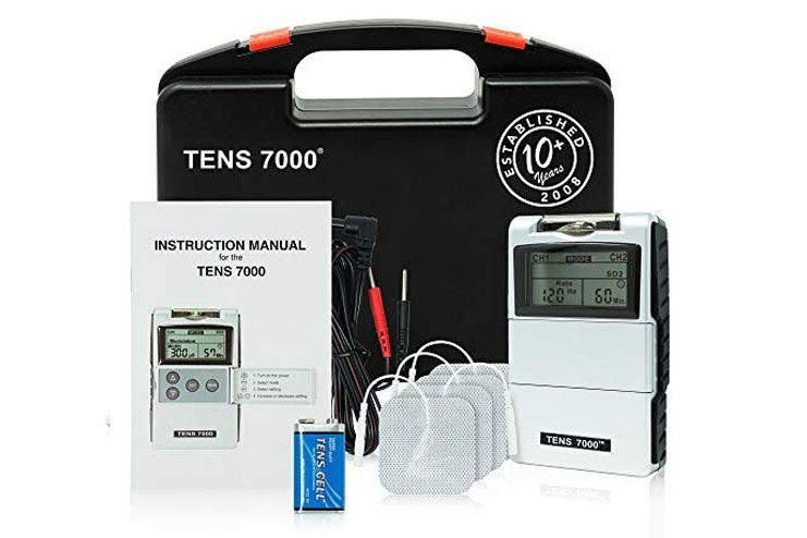 Roscoe Medical TENS 7000 2nd Edition