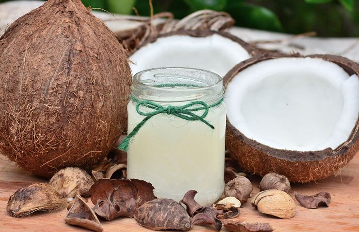 Switch to coconut oil