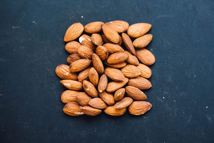 Why soaked almonds are better than raw
