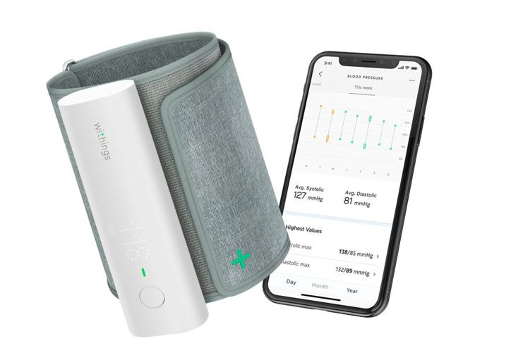 Withings BMP Connect