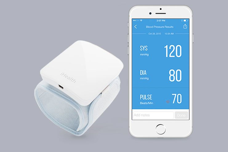 iHealth Wireless Blood Pressure Monitors