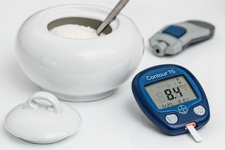 Benefits regulation of blood glucose levels