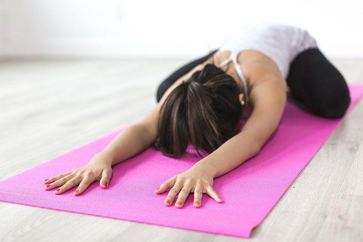 Do some yoga