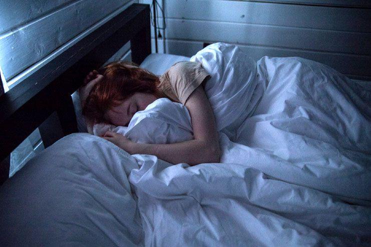 Get some quality sleep