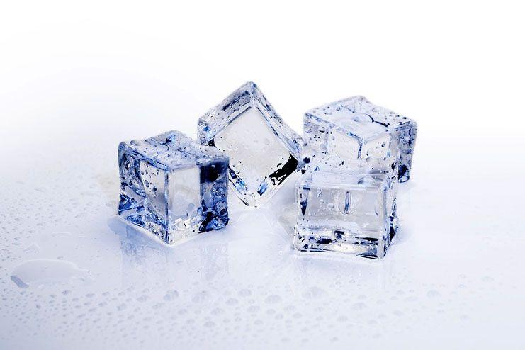 Ice it