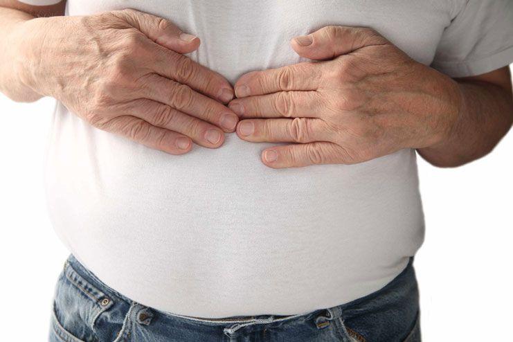 Symptoms of a nervous stomach