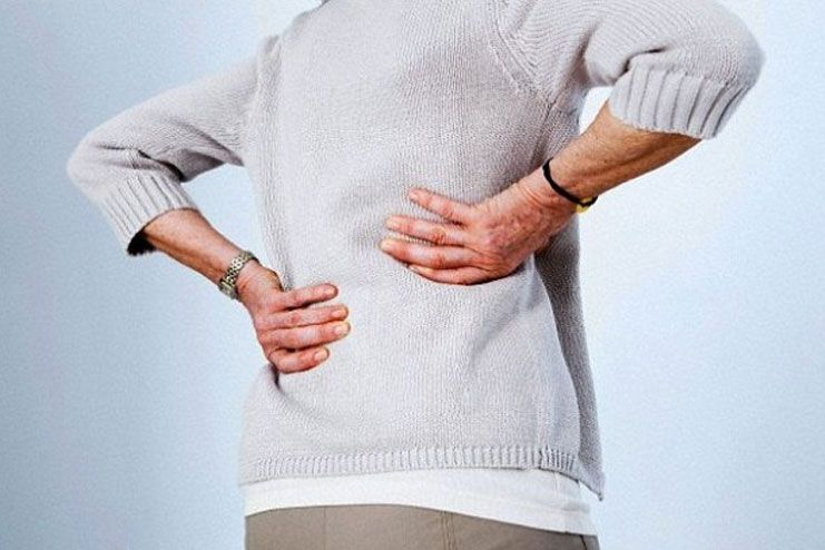 What causes Tailbone pain