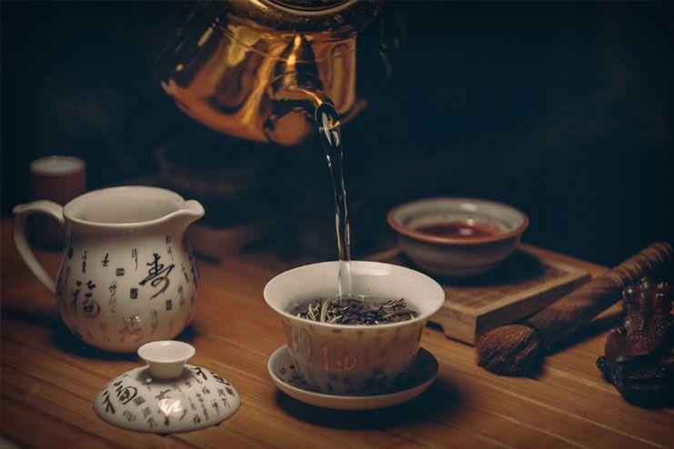 Avoid drinking tea or coffee